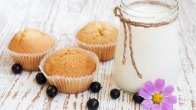 Muffin senza burro, provali allo yogurt