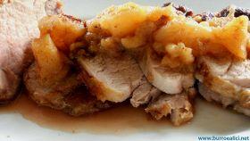 Lonza di maiale alla frutta, un mix di gusto e genuinità