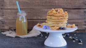Pancakes con le mele: dolci facilissimi e da provare subito