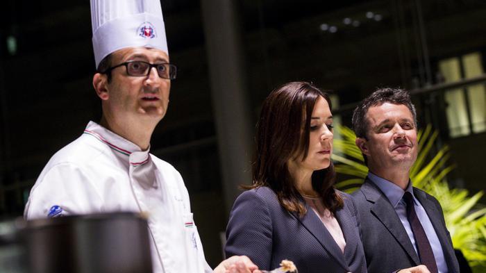 Sfida di gusto Italia-Danimarca, vince cucina tricolore