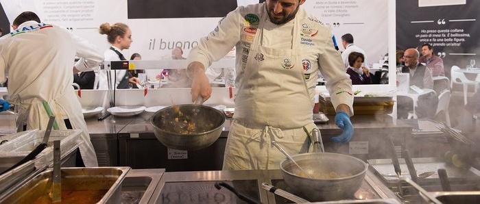 Ad Artigiano in fiera 40 ristoranti, anche nazionale chef