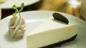 Torta pan di stelle cheesecake