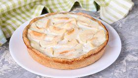 Torta di mele e ricotta, la ricetta super veloce