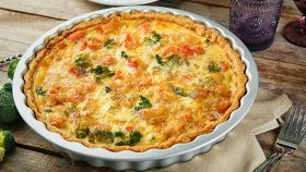 Torta salata con broccoli: genuina, gustosa e leggera
