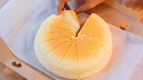 L'unica versione giapponese del tradizionale Cheesecake