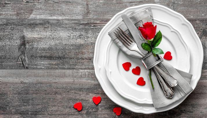 Pranzo di San Valentino