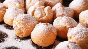 Prepara le castagnole col Bimby: morbide, golose e invitanti