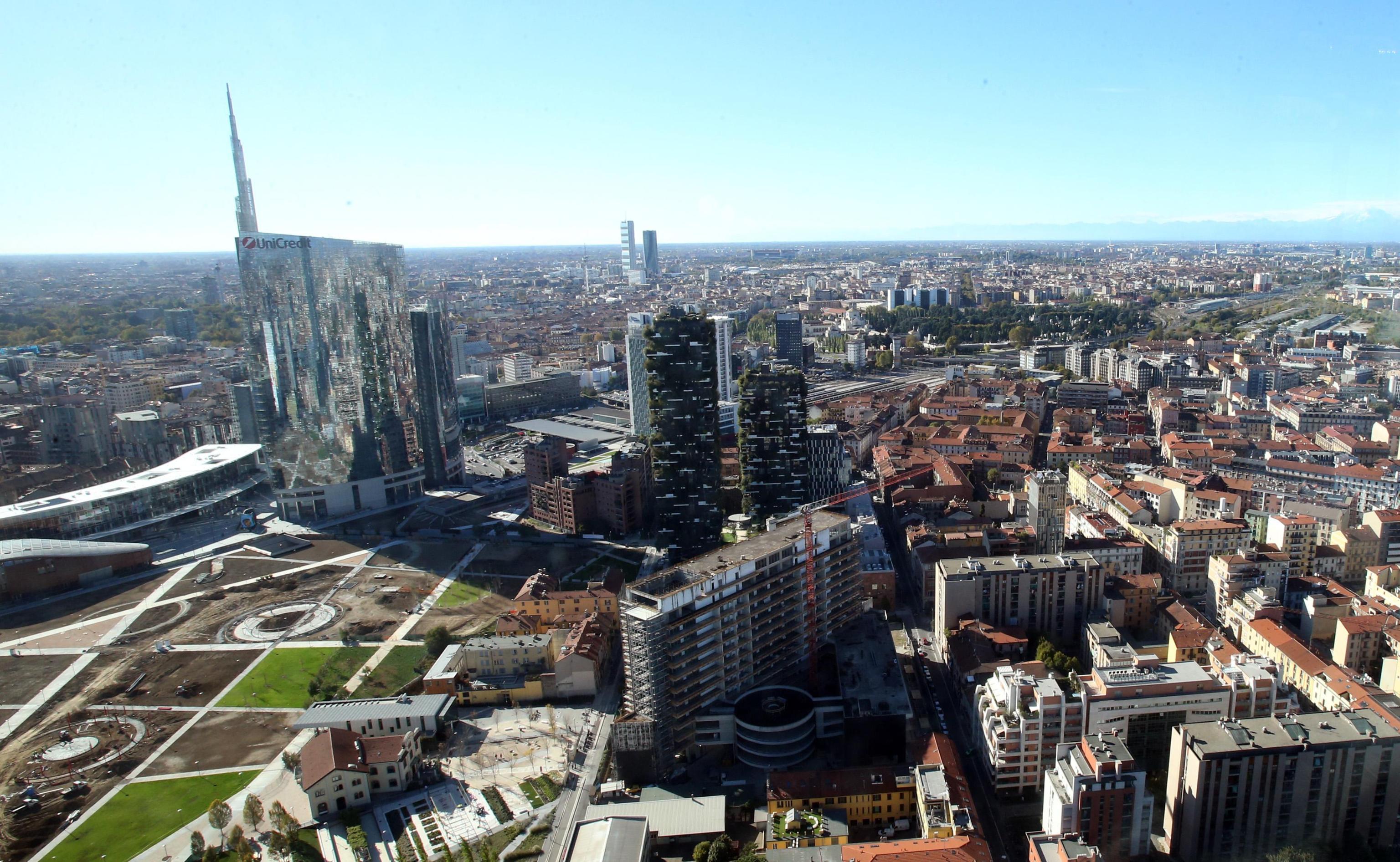 Milano citt pi 39 smart 39 d 39 italia virgilio notizie for Metropoli in italia