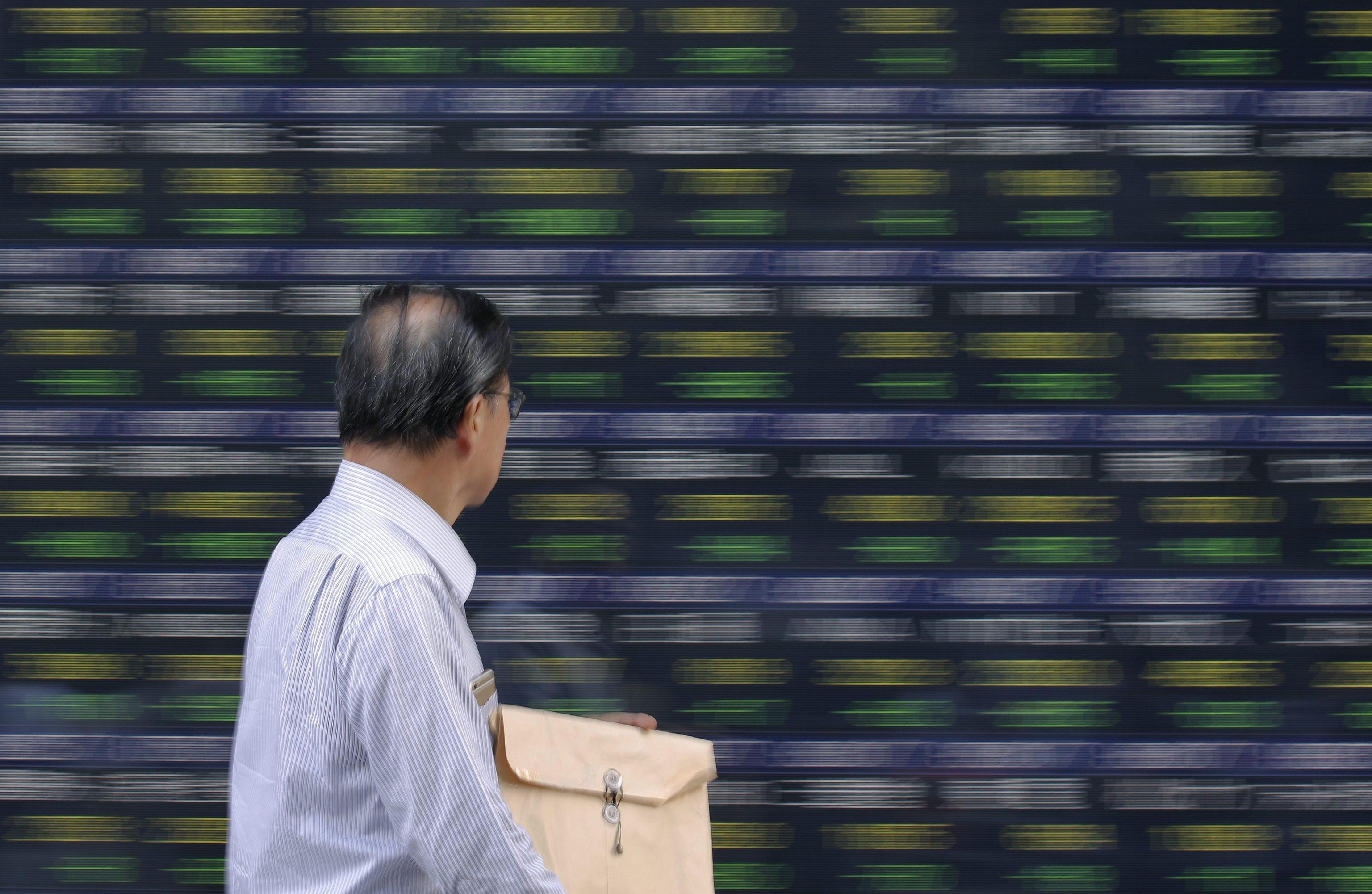 Borsa: Tokyo, chiusura in ribasso -0,60%