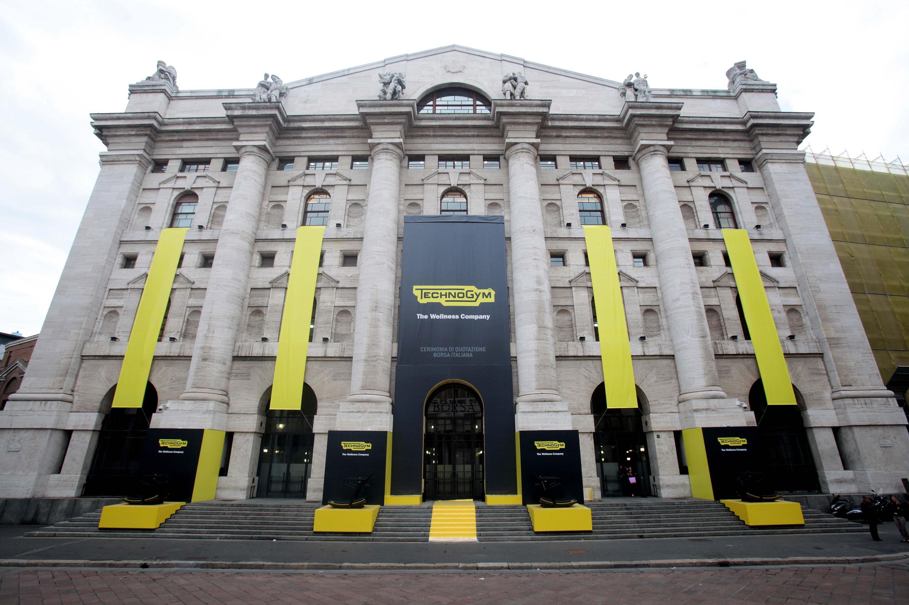 Borsa: Milano sale con Banco Bpm e Bper