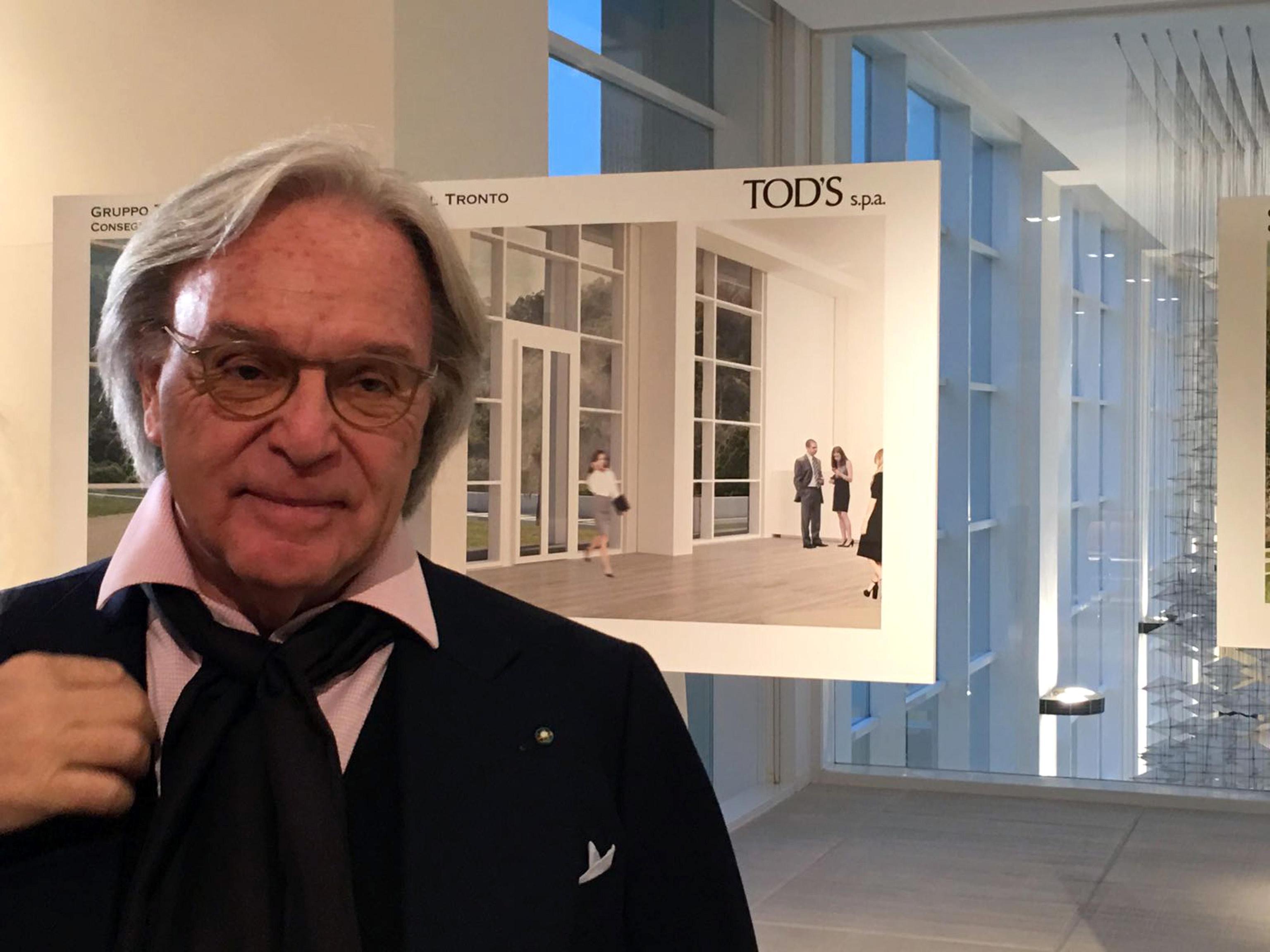 Tod's, Umberto Macchi di Cellere A.d