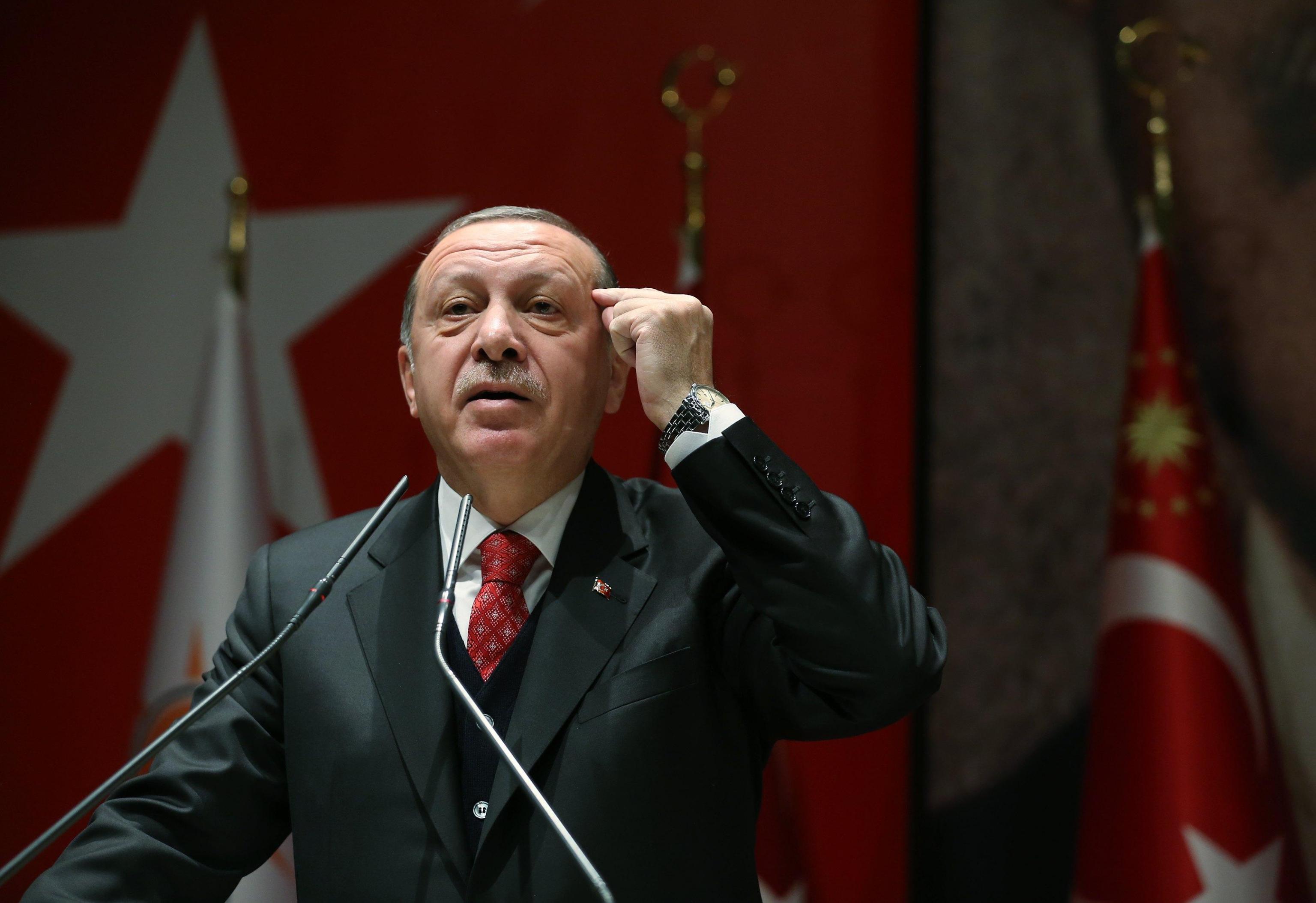 Turchia: 945 arresti per terrorismo