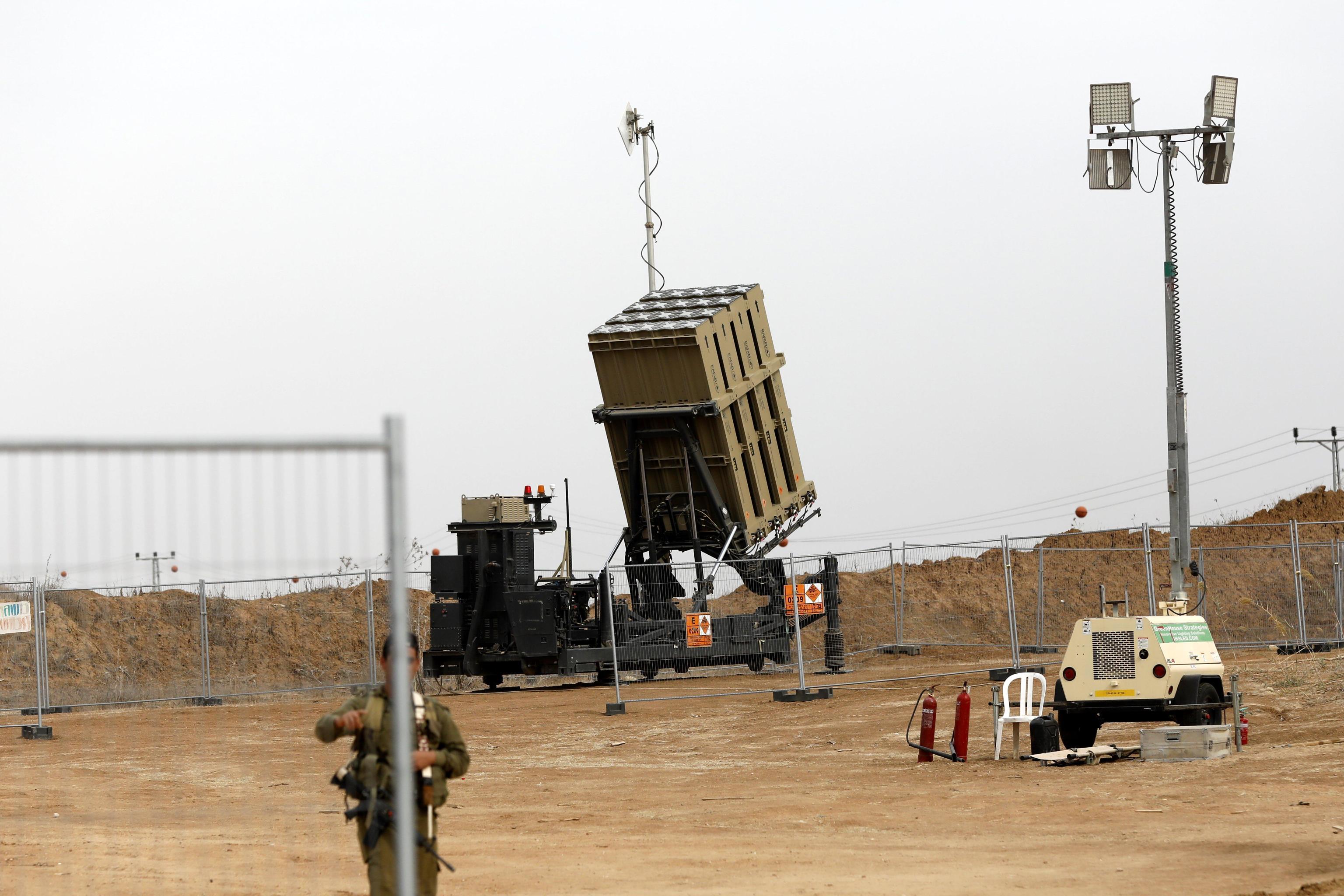 Israele, dislocate batterie Iron Dome