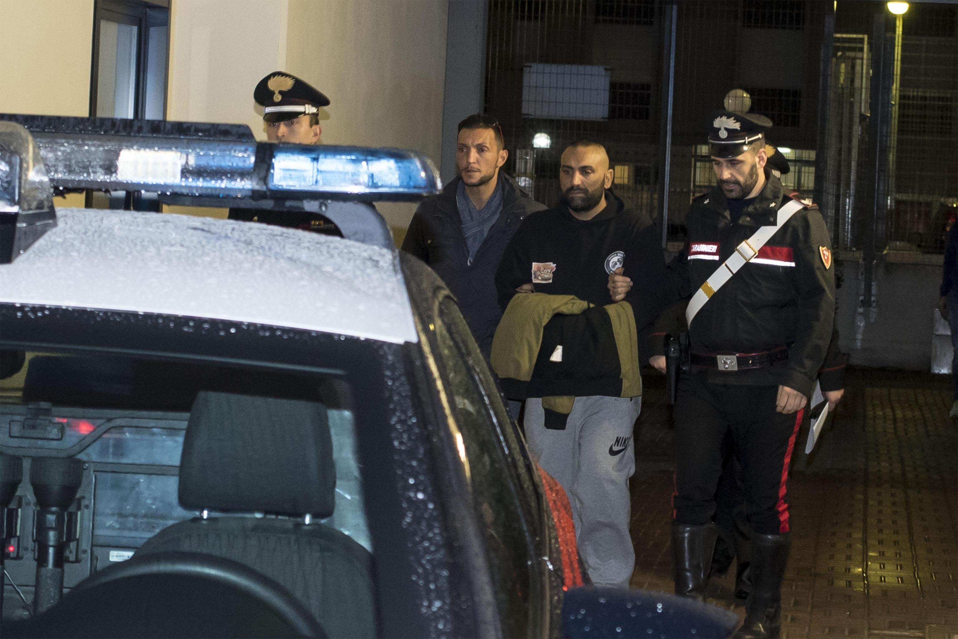 Ostia:Spada in carcere massima sicurezza