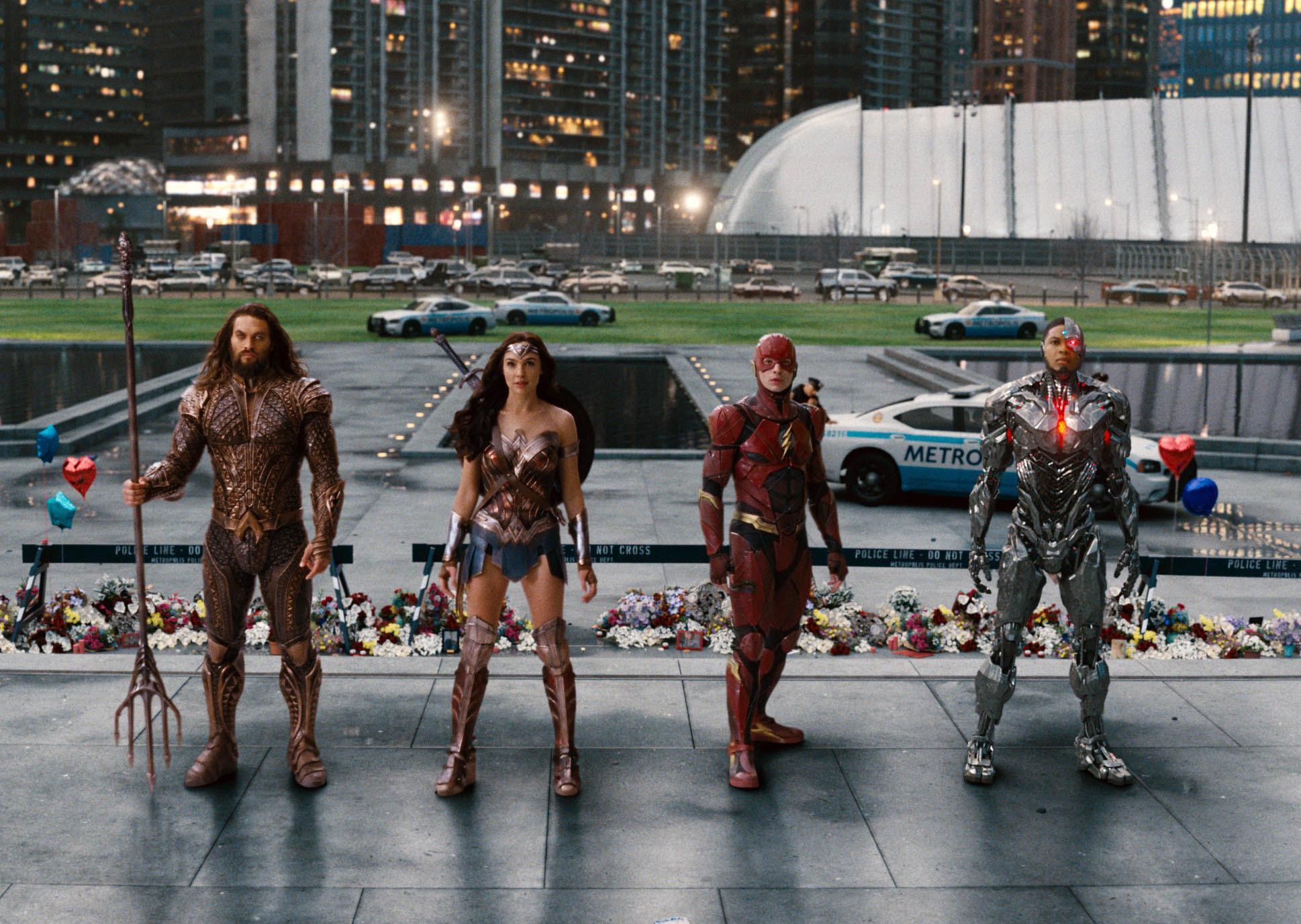 Justice League debutta in vetta Cinetel
