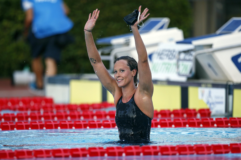 Nuoto: Pellegrini torna a Genova, in gara al trofeo Sapio