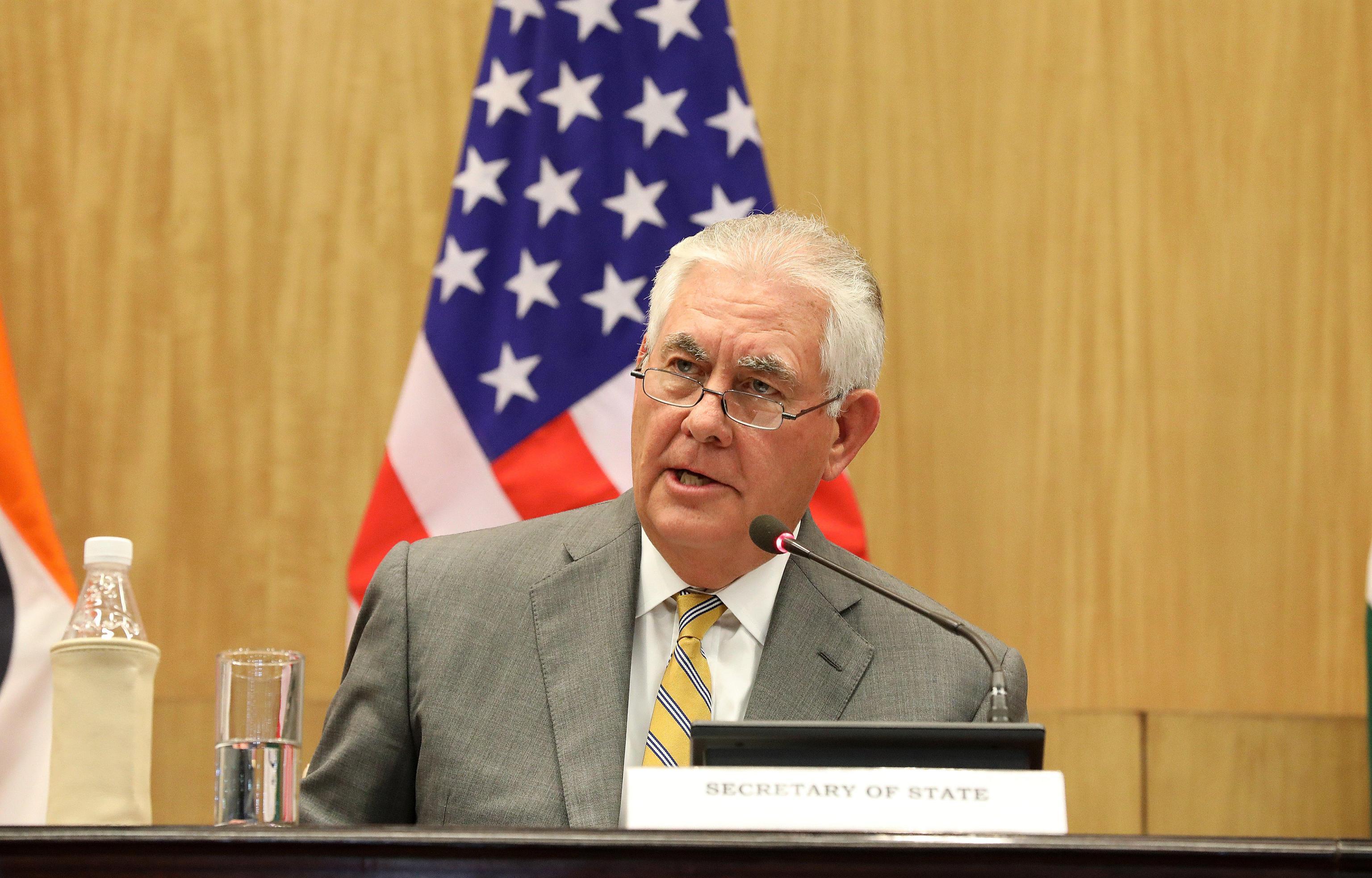 Corea: Tillerson, sanzioni funzionano