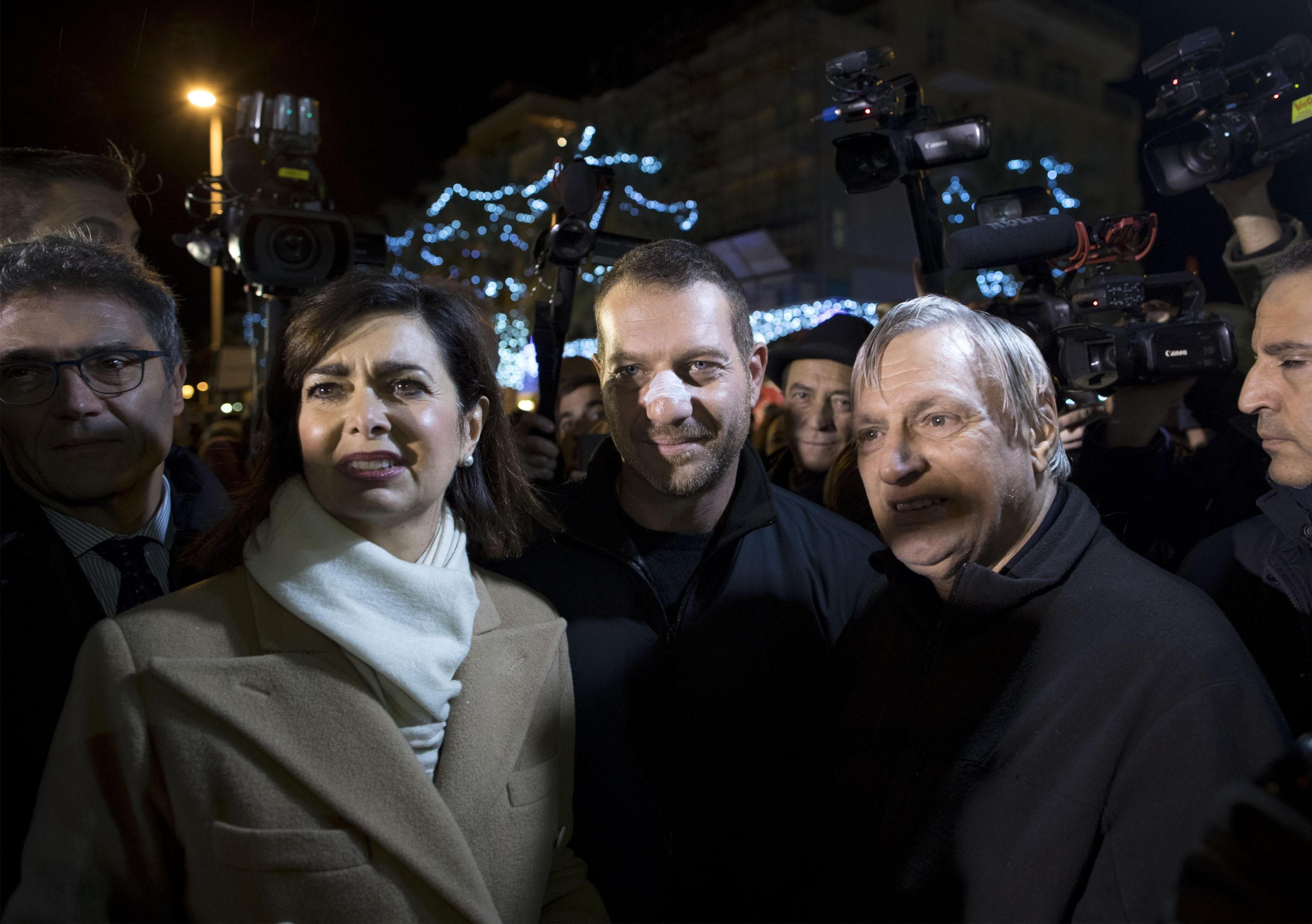 Ostia: Boldrini, lo Stato c'è