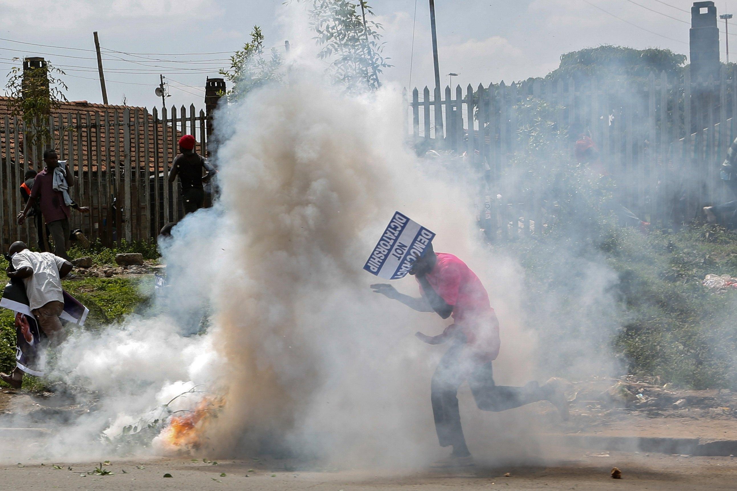 Kenya, 5 morti in disordini opposizione