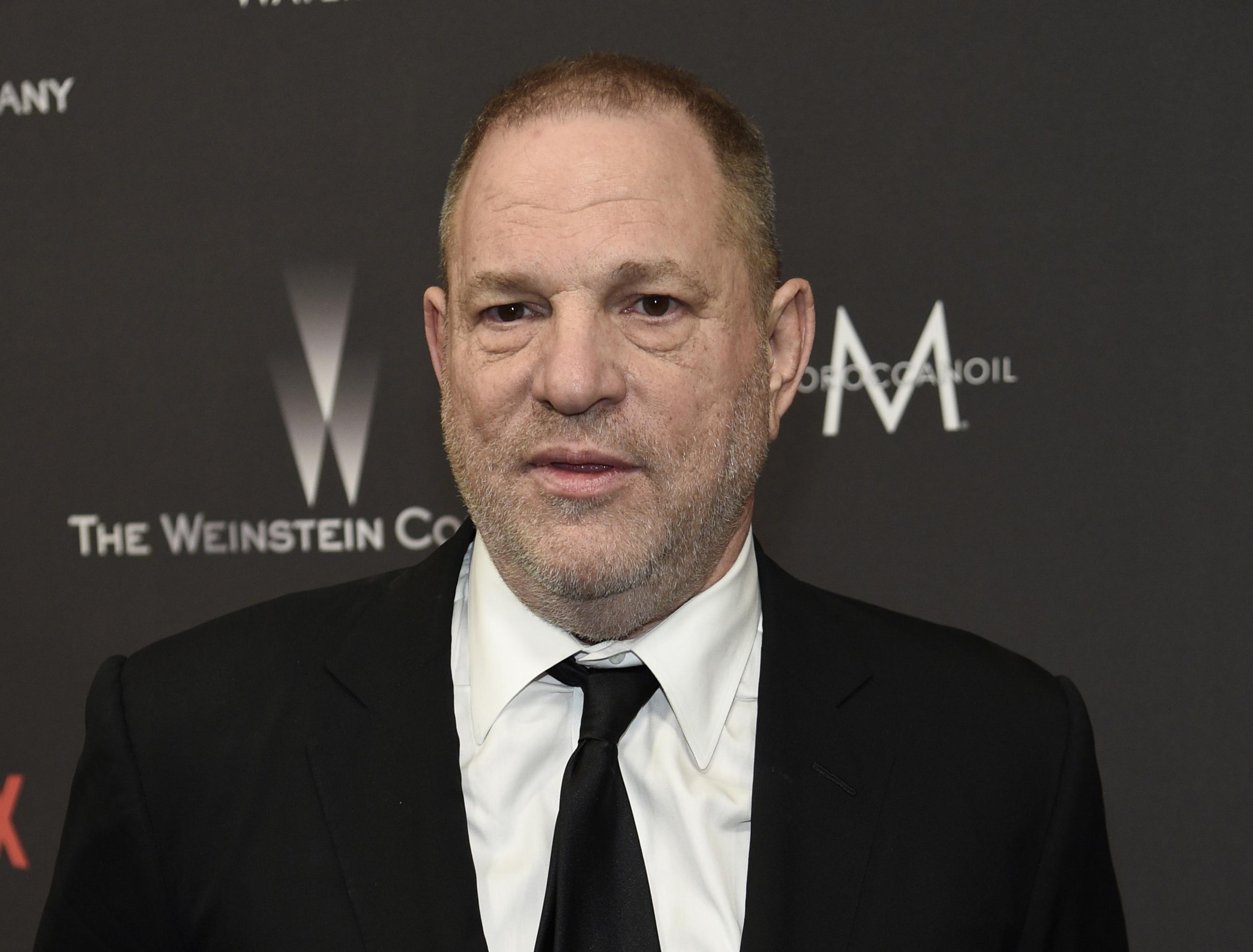 Weinstein, sfruttamento prostituzione