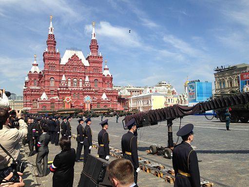 Cosa festeggiano oggi a Mosca al posto della Rivoluzione d'Ottobre