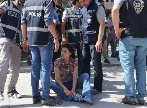 Retata anti-Isis ad Ankara, oltre 100 persone arrestate