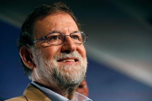 """Rajoy a Barcellona """"per recuperare la Catalogna con la democrazia"""""""