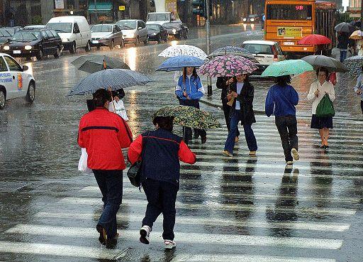 Attila sull'Italia: pioggia, vento e neve a bassa quota