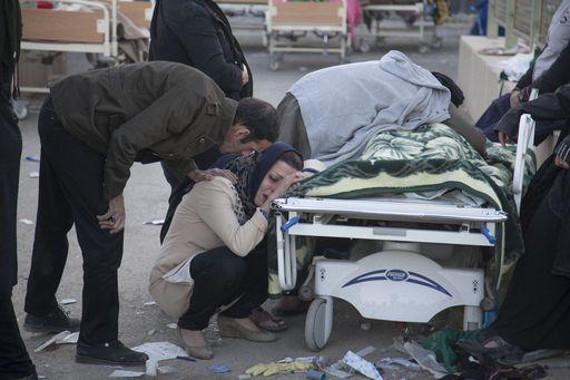 La terra trema al confine Iraq-Iran, oltre 213 morti e migliaia i feriti