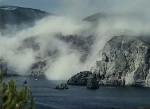 Scoperti 7 nuovi vulcani sommersi nel mar Tirreno