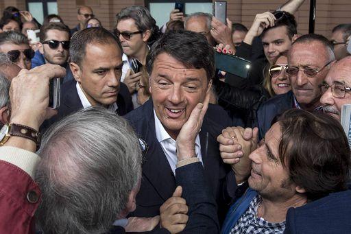 Cosa ha detto Renzi alla direzione del Pd