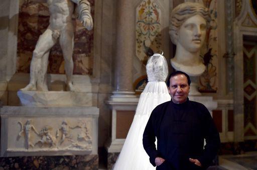 E' morto il grande stilista franco-tunisino Azzedine Alaia