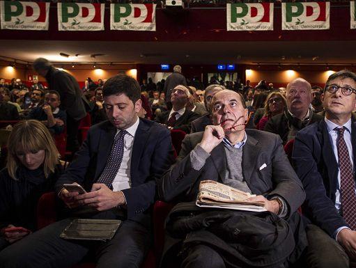 Bersani: no ai teatrini, ci si vede in Parlamento dopo il voto