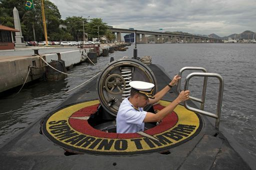"""Il sottomarino argentino """"ARa San Juan"""" è esploso"""