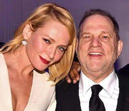 """""""Non meriti neanche una pallottola""""(Uma Thurman contro Weinstein)"""