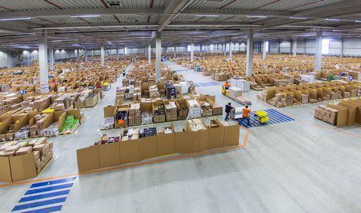 Come sta andando lo sciopero nello stabilimento Amazon di Piacenza
