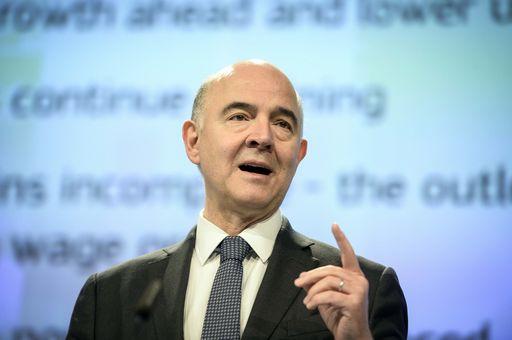 Moscovici sconfessa il falco Katainen che era stato duro con l'Italia