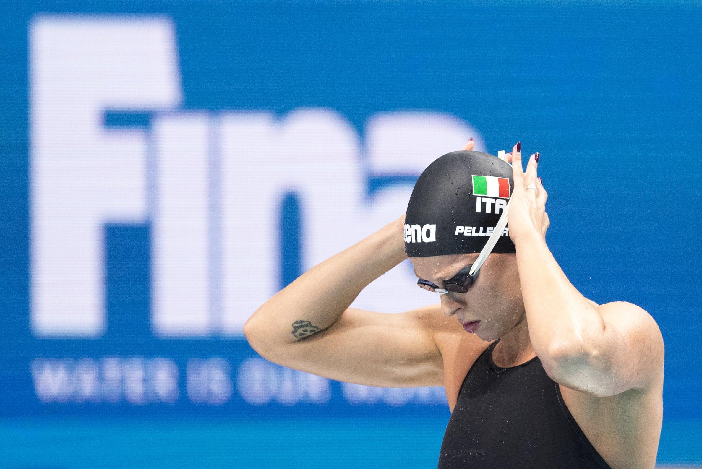 Nuoto: Pellegrini al trofeo Sapio