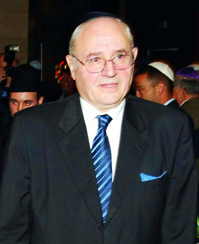 Morto Laras, ex rabbino capo di Milano