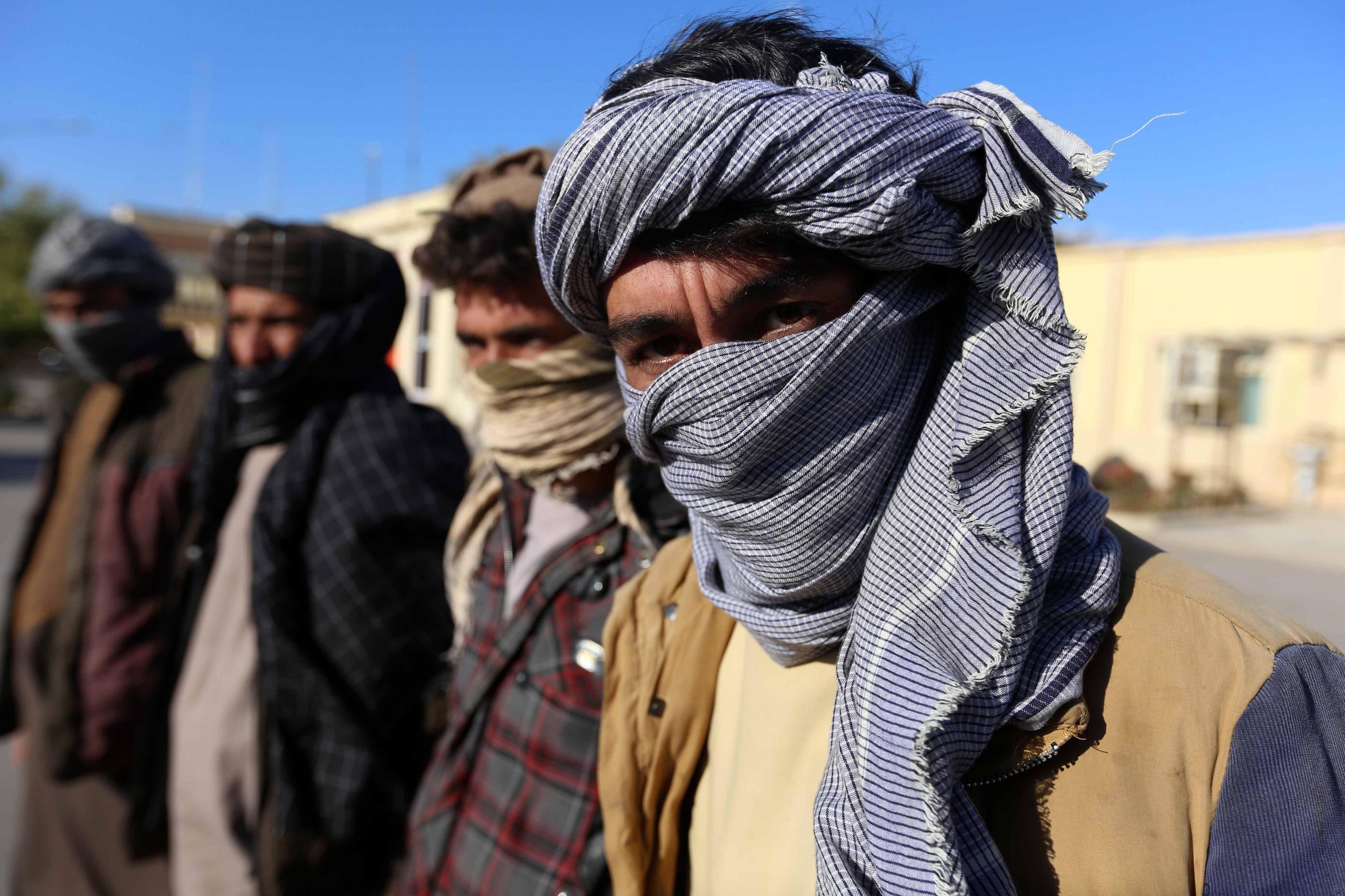 Afghanistan:fuori 30 da carcere talebani