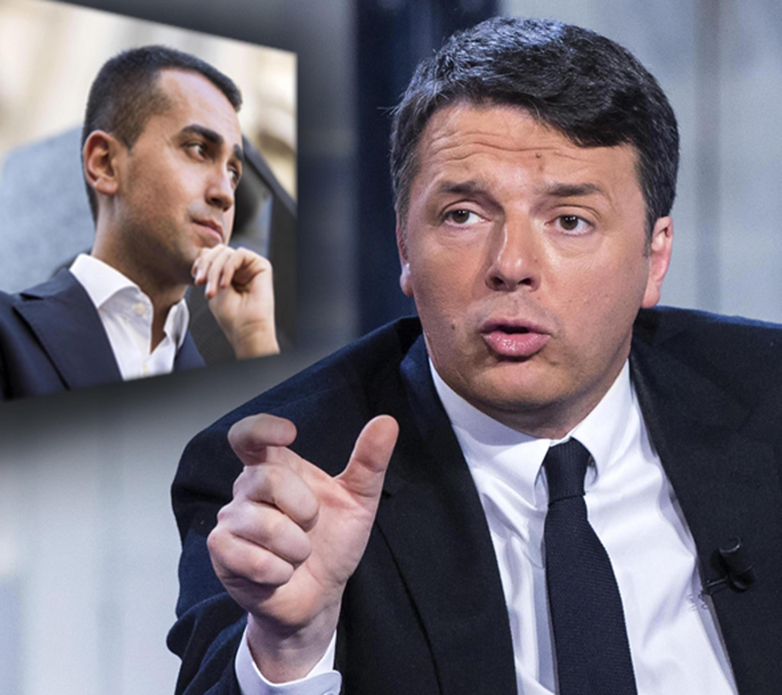 Di Maio cancella confronto con Renzi