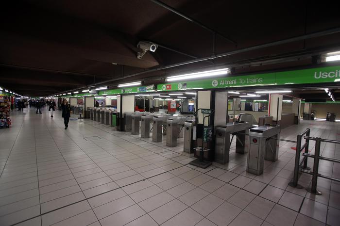 Sciopero dei trasporti: disagi a Roma, a Milano bus regolari
