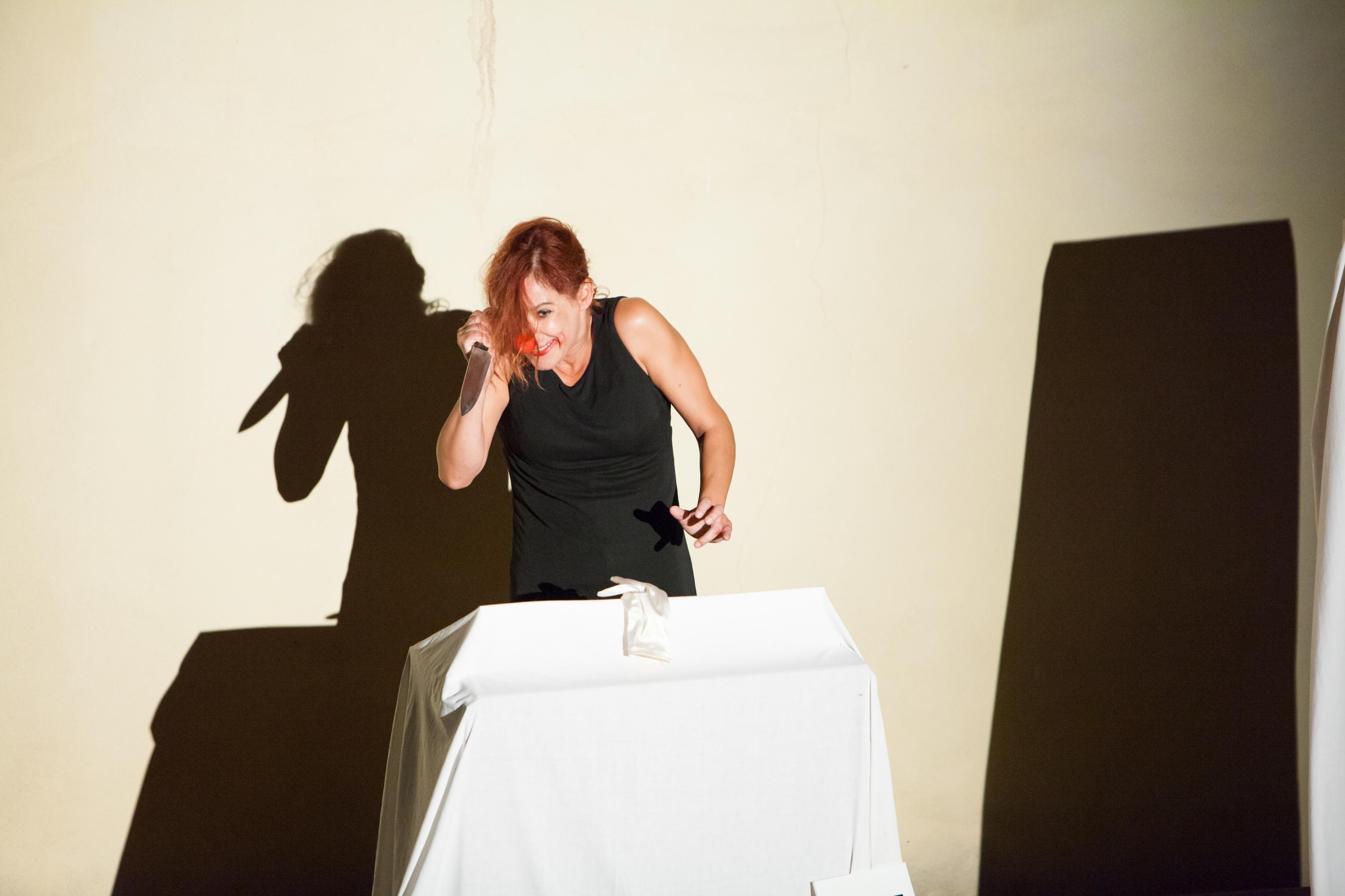 Violenza donne: a teatro Raptus