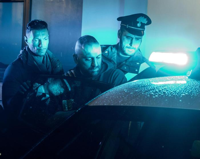 Roberto Spada in carcere per l'aggressione alla troupe
