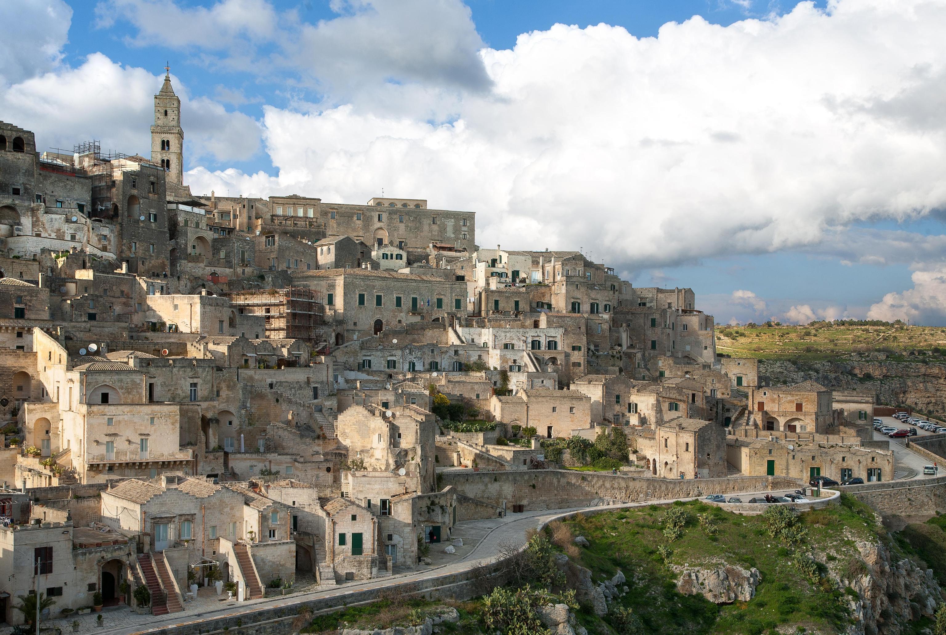 Sassi Matera tra siti Unesco più amati