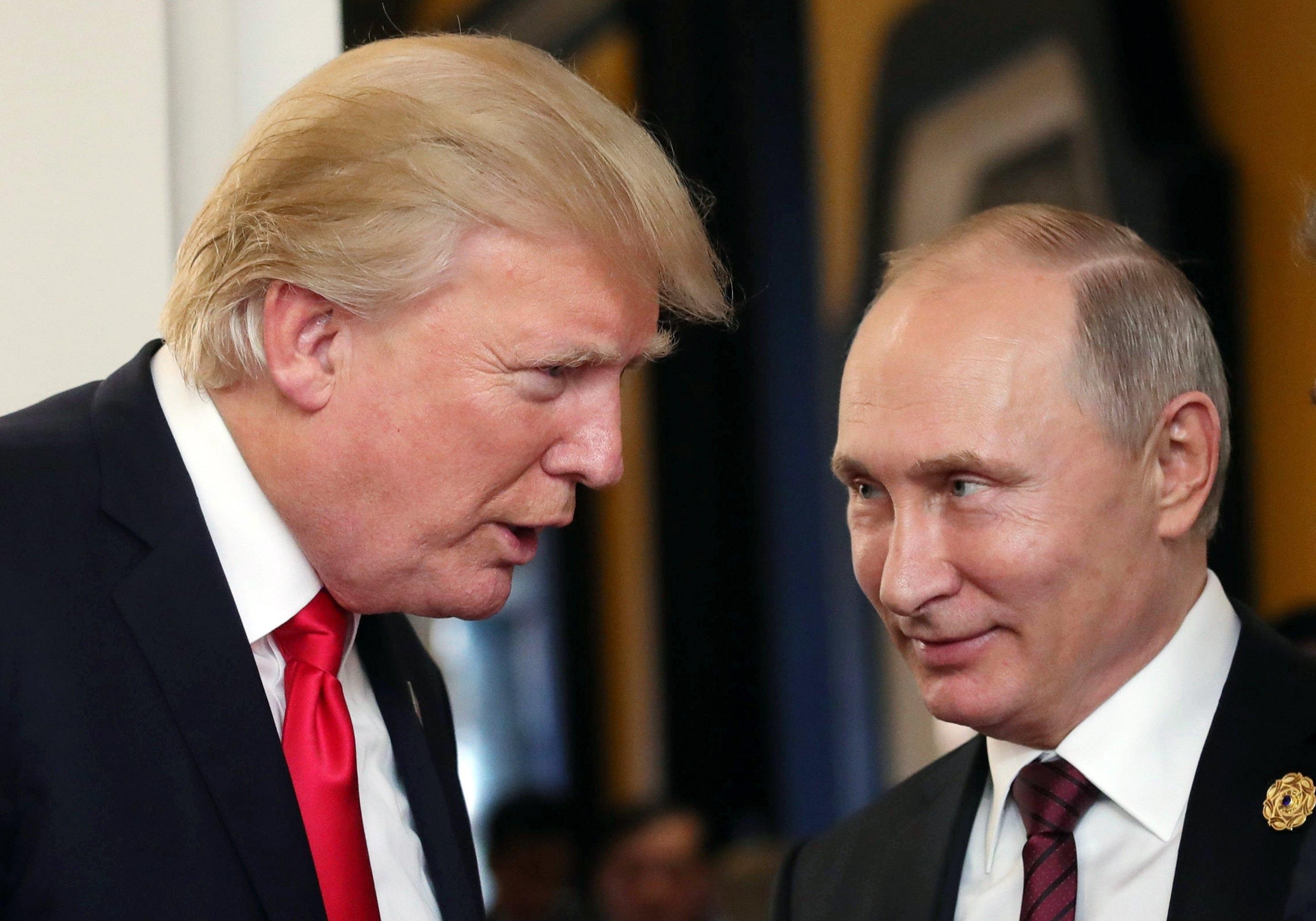 Telefonata Trump-Putin su Siria