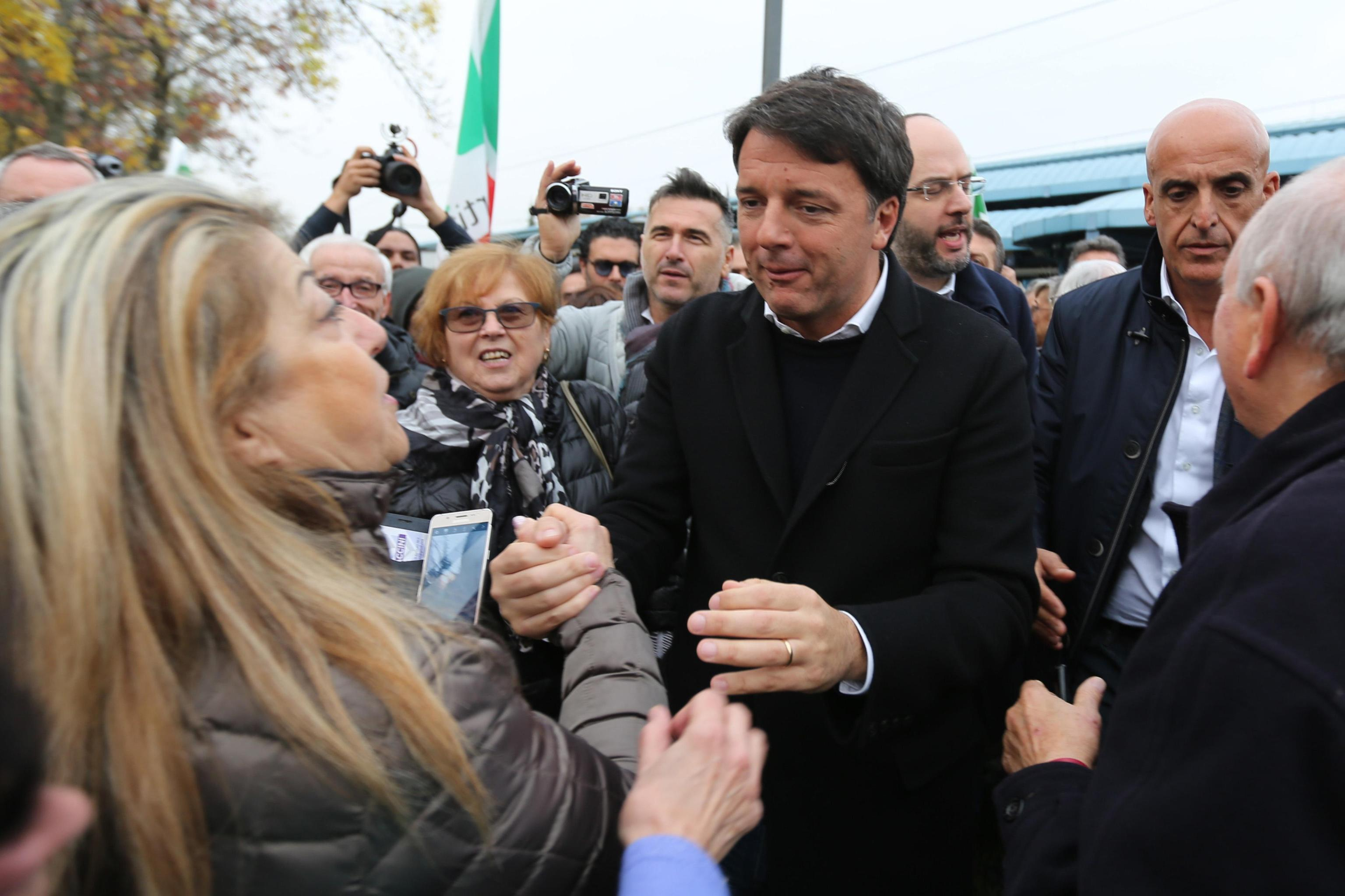 Pd: Renzi, no leadership solitaria
