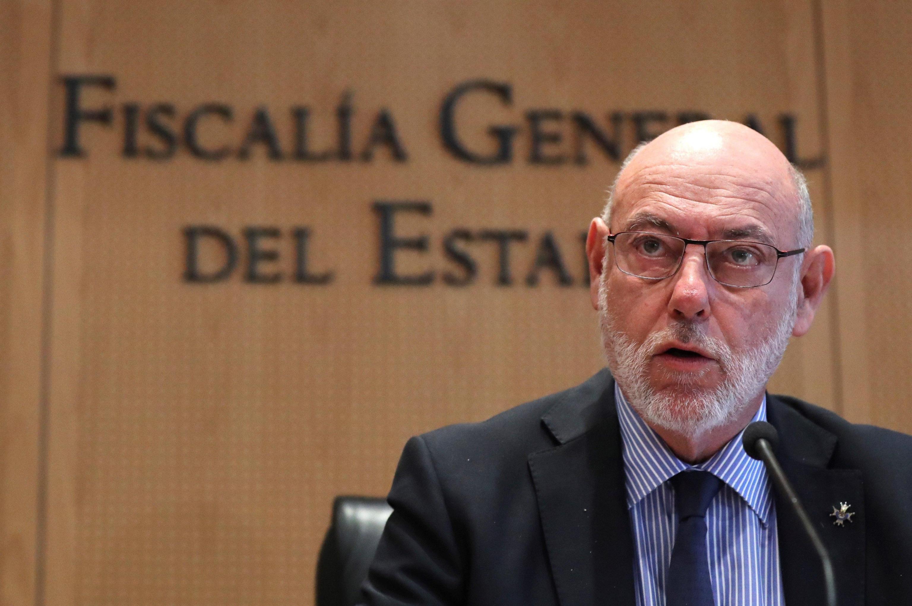 Catalogna, morto procuratore capo Madrid