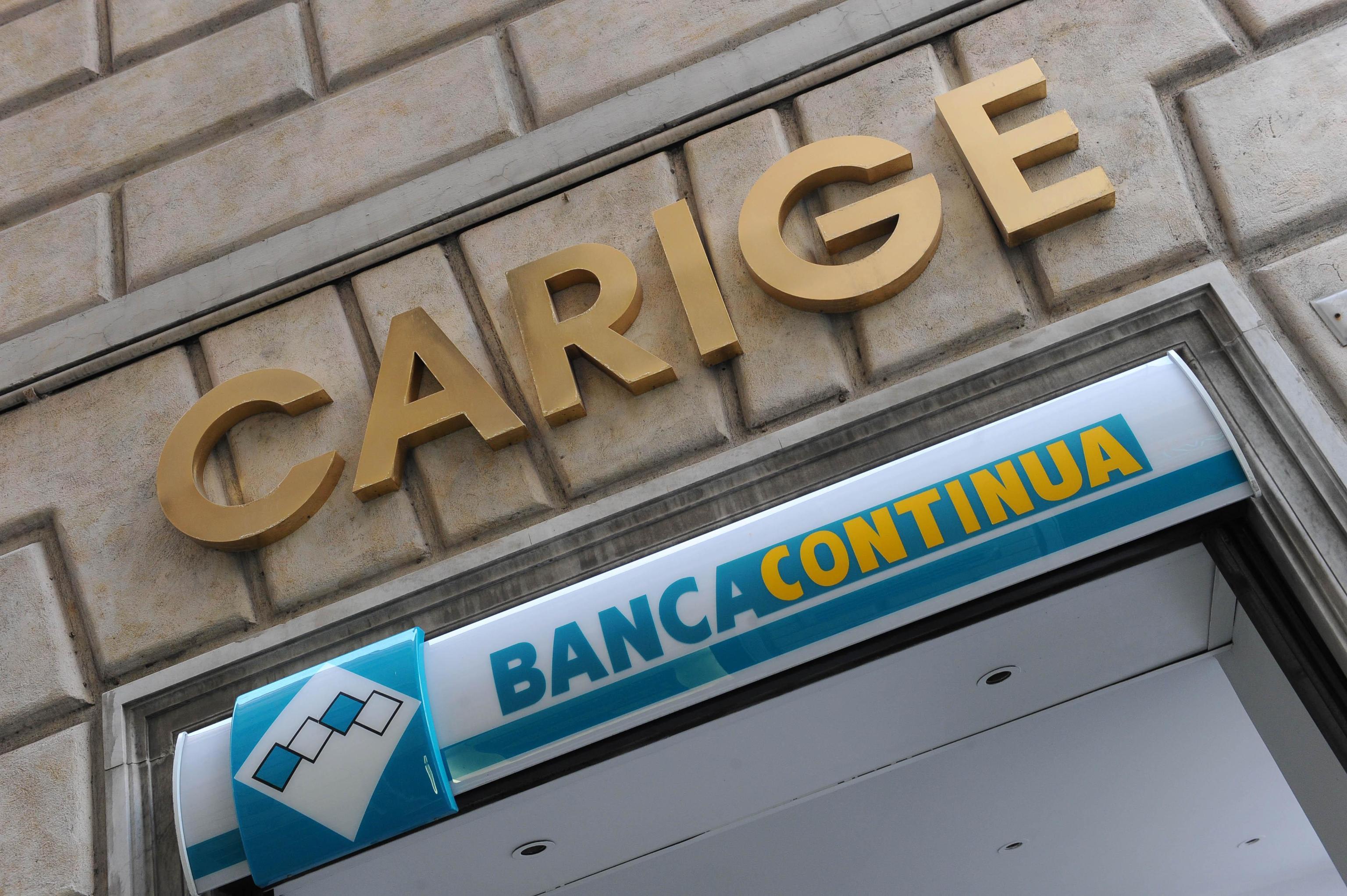 Carige: Consob revoca stop Borsa