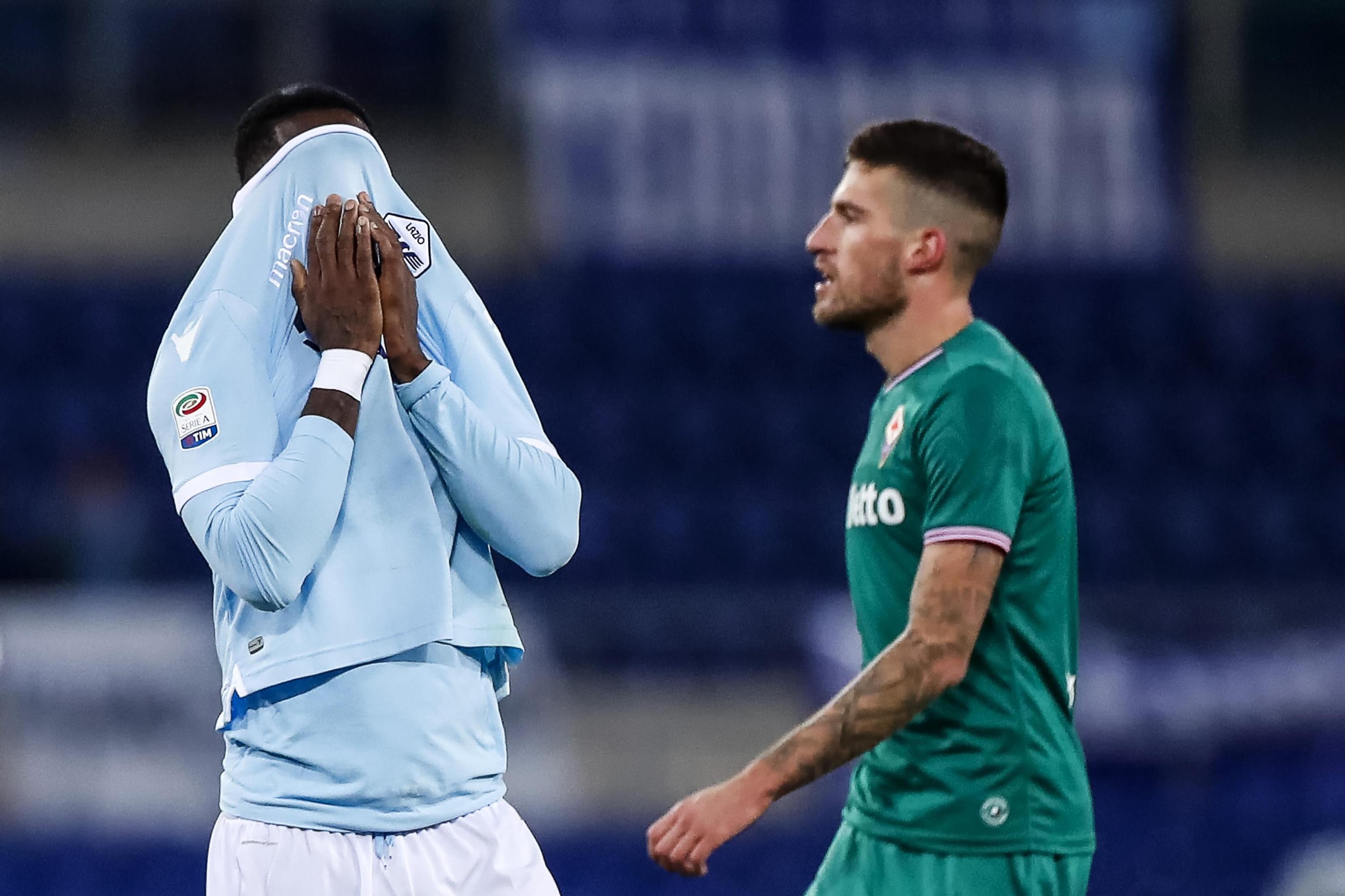 Serie A: Lazio-Fiorentina 1-1